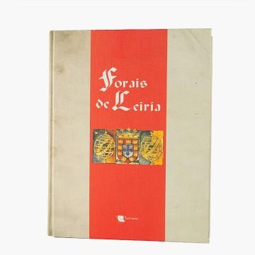 Livro Forais de Leiria