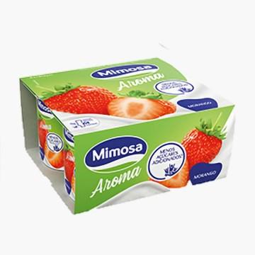 Iogurte Aromas Mimosa (Pack4)