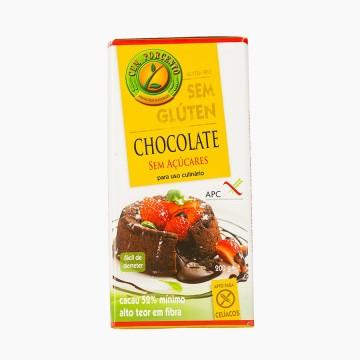Chocolate Culinaria 52%...