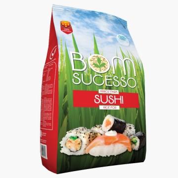 Arroz Sushi Bom Sucesso (1Kg)