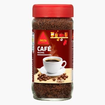 Delta Cafe (Frasco 200Gr)