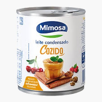 Leite Condensado Cozido...