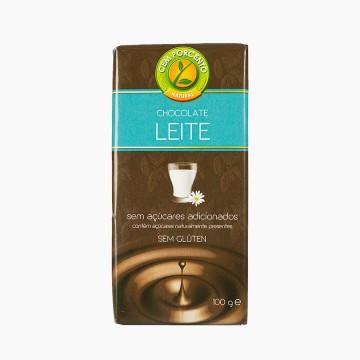 Chocolate Leite Sem Açucar...