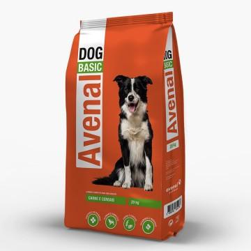Ração Cão Avenal Dog Basic...