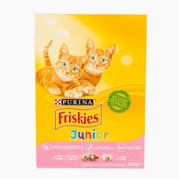Ração Gato Friskies Junior...
