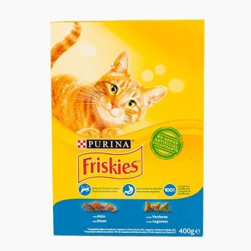 Ração Gato Friskies Truta...