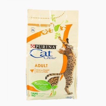 Ração Gato Cat Chow Frango...