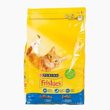 Ração Gato Friskies Atum e...
