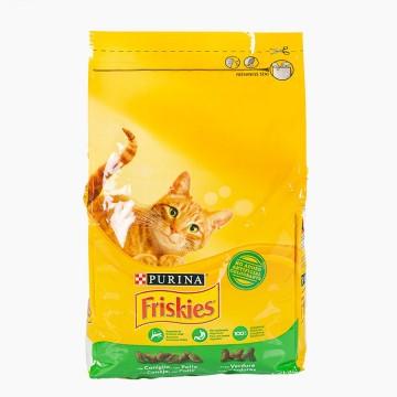 Ração Gato Friskies Coelho...
