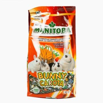Ração Coelhos Anões Bunny...