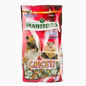 Ração Hamsters Criceti 1Kg