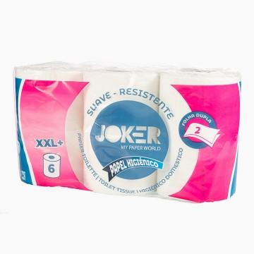 Joker Papel Higienico 6 Rolos