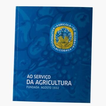 Livro Ao Serviço Da Agri -...