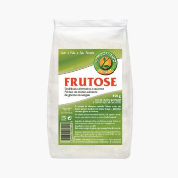 Frutose Cem Por Cento (250Gr)