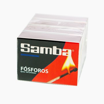 Fosforo Pack (4Uni.) 36100007