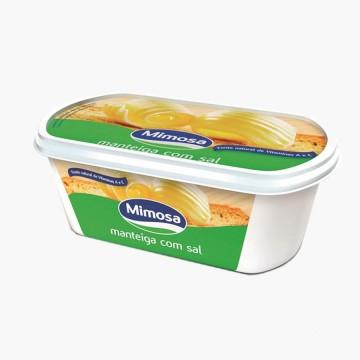 Manteiga Mimosa C/Sal (250Gr)