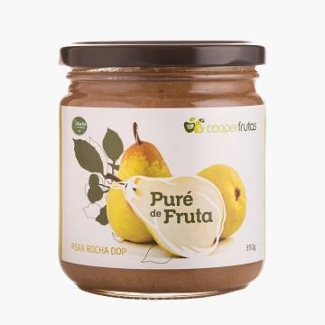 Pure de Pera (Frasco 350Gr)