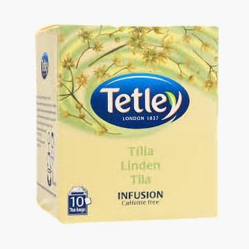 Cha Tetley Tilia (10Saq)