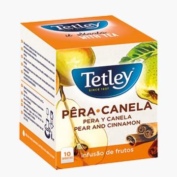 Cha Tetley Maça e Canela...