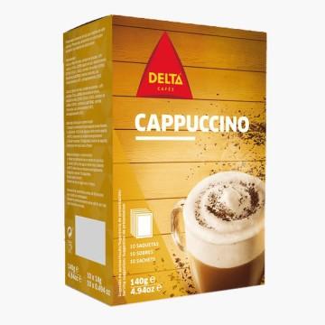 Delta Cappuccino (10X12,5Gr)
