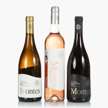 Cabaz Vinho Montes