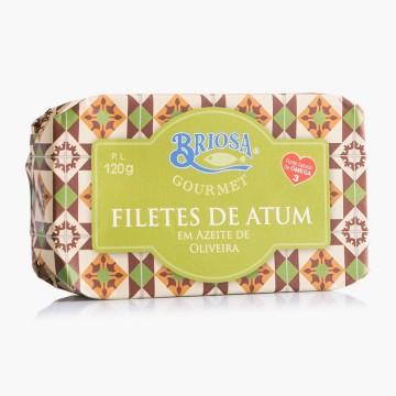 Atum Filetes Azeite Briosa...
