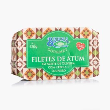 Atum Filetes Azeite Cebola...