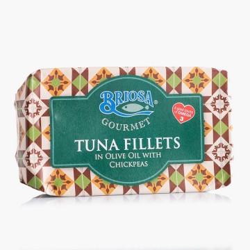 Atum Filetes Azeite C/ Grão...