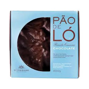 Pao de Lo Chocolate (400Gr)