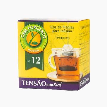 Chá Tensão Control Cem Por...