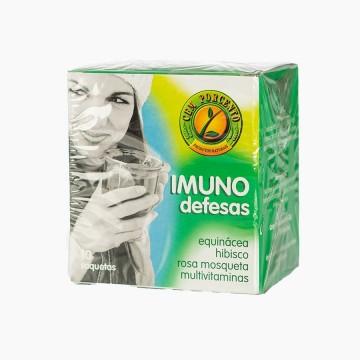 Chá Infusão Imuno Defesas...
