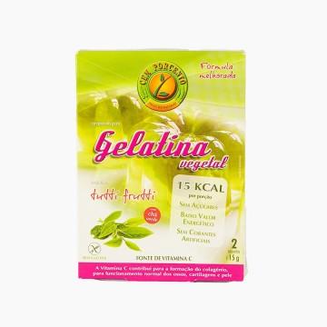 Gelatina Vegetal Tutti-Frutti