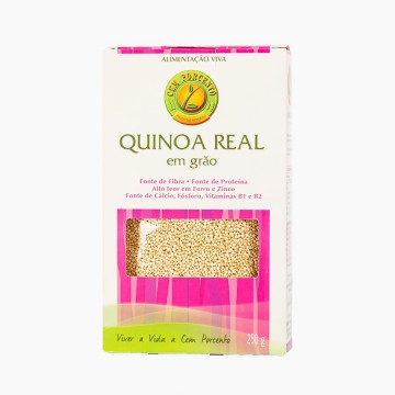 Quinoa Real Em Grão (250Gr)...