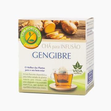 Chá Infusão Gengibre