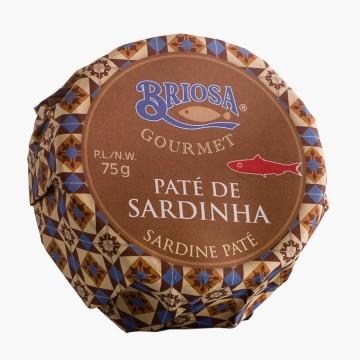 Patê de Sardinha Briosa...