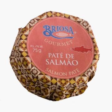 Patê de Salmão Briosa (75Gr)