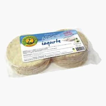 Bolacha de Arroz C/ Iogurte...