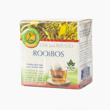 Chá Roibos Cem Por Cento